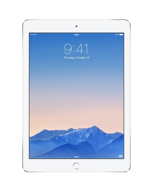 Apple iPad Air 2 (Wi-Fi) A1566 16Gb Silver Wifi Grade B