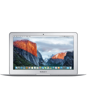 """Apple MacBook Air Core i5 A1465 11"""" 1.6GHz 4GB 128GB Early 2015 Silver Grade A"""