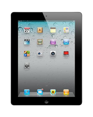 Apple iPad 2 (Wi-Fi + 3G) A1396 16Gb Black Unlocked Grade A