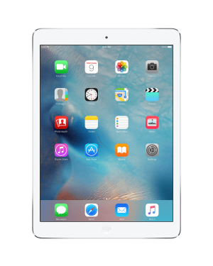 Apple iPad Air 2 (Wi-Fi + Cellular) A1567 64Gb Silver Unlocked Grade A
