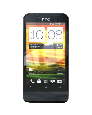 HTC One V 5 4GB Black Unlocked Grade B