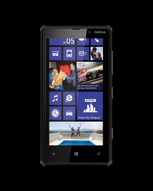 Nokia Lumia 820 RM-825 8Gb Black Unlocked Grade A