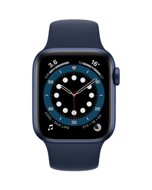 Apple Watch Series 6 Aluminium (44mm, GPS + Cellular) A2376 32Gb Blue GPS + Cellular Grade A