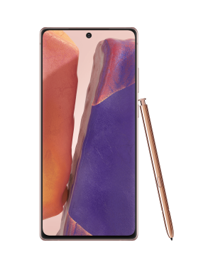 Samsung Galaxy Note 20 5G SM-N981B/DS 256Gb Mystic Bronze Unlocked Grade A