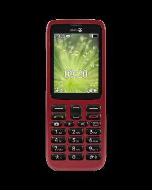 Doro 5517 7195 Standard Red Unlocked Grade A