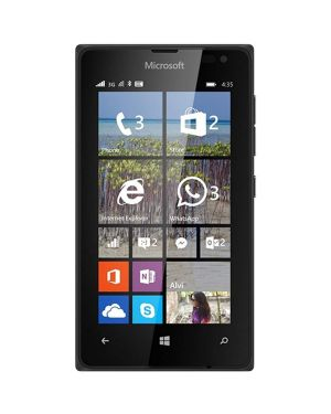 Microsoft Lumia 435 RM-1070 8Gb Black Unlocked Grade A