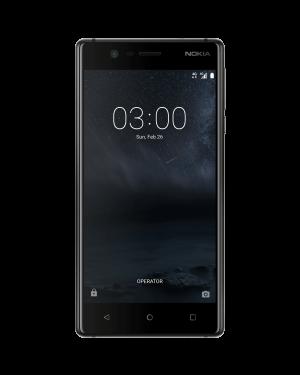 Nokia 3 TA-1020 16Gb Matte Black Unlocked Grade A