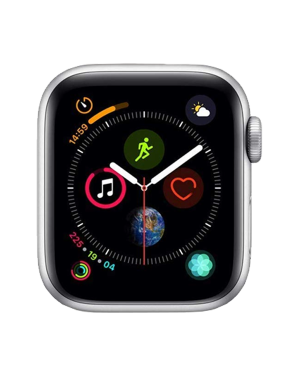 Apple Watch Series 4 Aluminium (44mm, GPS) A1978 16Gb Silver GPS Grade A