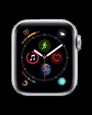 Apple Watch Series 4 Aluminium (40mm, GPS)  16Gb Silver GPS Grade A