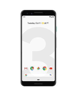 Google Pixel 3 G013A 64Gb Clearly White Unlocked Grade A