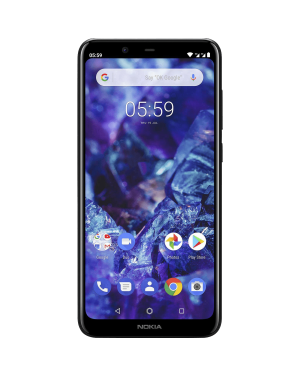 Nokia 5.1 Plus TA-1105 32Gb Night Black Unlocked Grade B